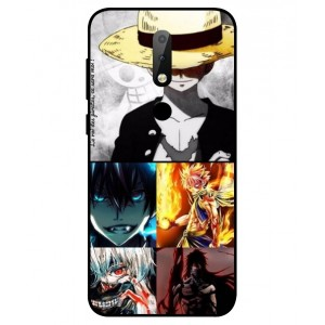 Coque De Protection One Piece Luffy Pour Nokia X6