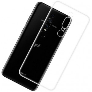 Coque De Protection En Silicone Transparent Pour Huawei Mate RS Porsche Design