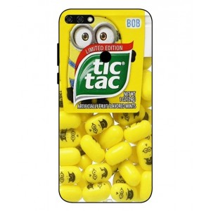 Coque De Protection Tic Tac Bob Huawei Honor 7C