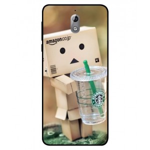Coque De Protection Amazon Starbucks Pour Nokia 3.1