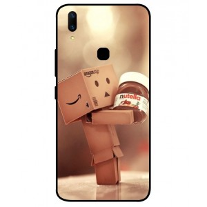 Coque De Protection Amazon Nutella Pour Vivo Z1