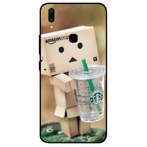 Coque De Protection Amazon Starbucks Pour Vivo Z1