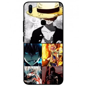 Coque De Protection One Piece Luffy Pour Vivo Z1