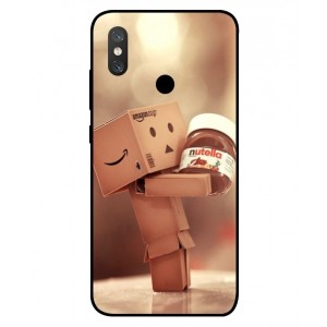 Coque De Protection Amazon Nutella Pour Xiaomi Mi 8