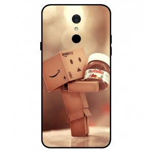 Coque De Protection Amazon Nutella Pour LG Q7