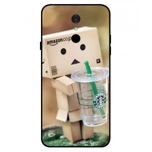 Coque De Protection Amazon Starbucks Pour LG Q7