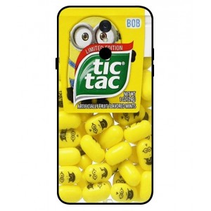 Coque De Protection Tic Tac Bob LG Q7