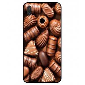 Coque De Protection Chocolat Pour Huawei P Smart Plus