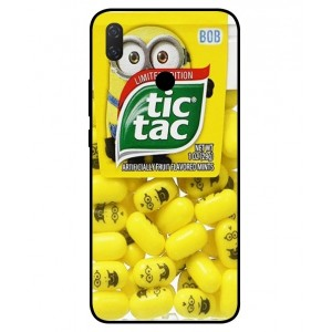 Coque De Protection Tic Tac Bob Huawei P Smart Plus