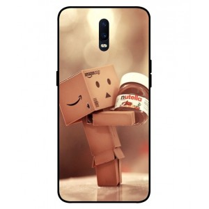 Coque De Protection Amazon Nutella Pour Oppo R17