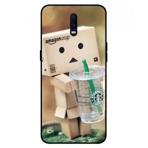 Coque De Protection Amazon Starbucks Pour Oppo R17 Pro