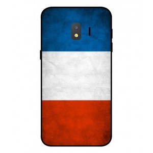 Coque De Protection Drapeau De La France Pour Samsung Galaxy J2 Core