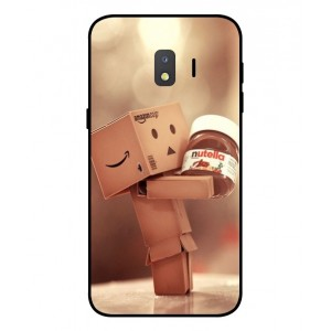 Coque De Protection Amazon Nutella Pour Samsung Galaxy J2 Core