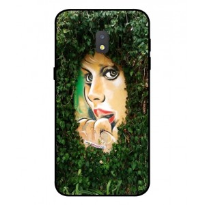 Coque De Protection Art De Rue Pour Samsung Galaxy J2 Core