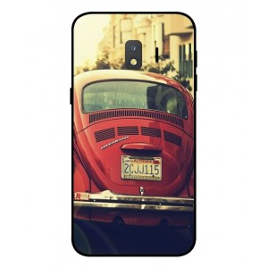 Coque De Protection Voiture Beetle Vintage Samsung Galaxy J2 Core