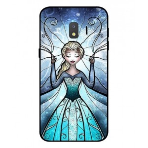 Coque De Protection Elsa Pour Samsung Galaxy J2 Core