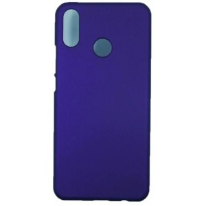 Coque De Protection Rigide Violet Pour Huawei P Smart Plus