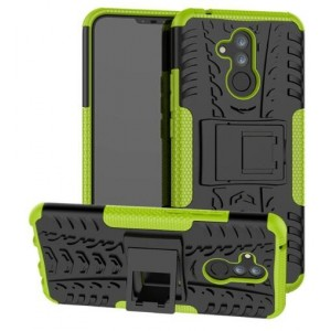 Protection Antichoc Type Otterbox Vert Pour Huawei Mate 20 lite