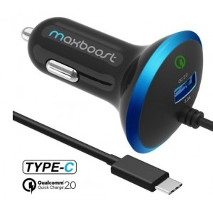 Chargeur Voiture Pour Motorola One Power P30 Note