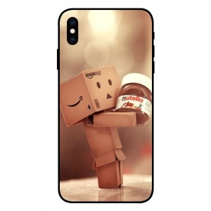 Coque De Protection Amazon Nutella Pour iPhone XS Max