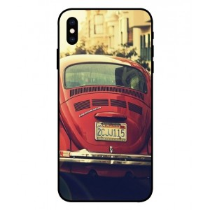 Coque De Protection Voiture Beetle Vintage iPhone XS Max
