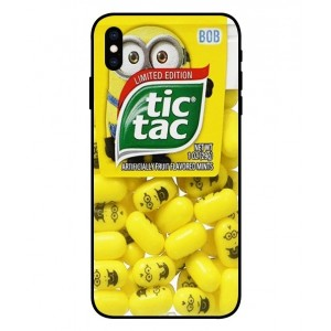 Coque De Protection Tic Tac Bob iPhone XS Max
