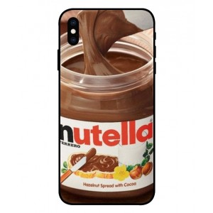 Coque De Protection Nutella Pour iPhone XS Max