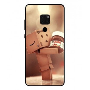 Coque De Protection Amazon Nutella Pour Huawei Mate 20