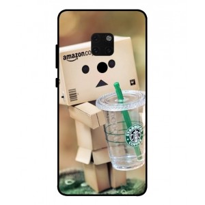 Coque De Protection Amazon Starbucks Pour Huawei Mate 20