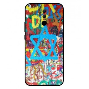 Coque De Protection Graffiti Tel-Aviv Pour Huawei Mate 20 lite
