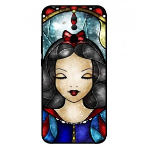 Coque De Protection Blanche Neige Pour Huawei Mate 20 lite