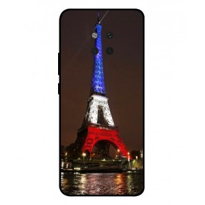 Coque De Protection Tour Eiffel Couleurs France Pour Huawei Mate 20 RS Porsche Design