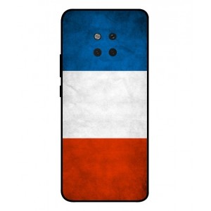 Coque De Protection Drapeau De La France Pour Huawei Mate 20 RS Porsche Design
