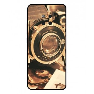 Coque De Protection Appareil Photo Vintage Pour Huawei Mate 20 RS Porsche Design