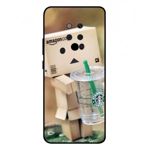 Coque De Protection Amazon Starbucks Pour Huawei Mate 20 X