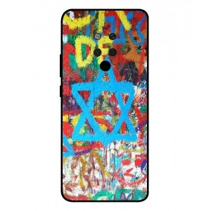 Coque De Protection Graffiti Tel-Aviv Pour Huawei Mate 20 X