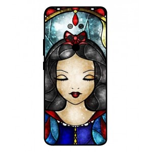 Coque De Protection Blanche Neige Pour Huawei Mate 20 X