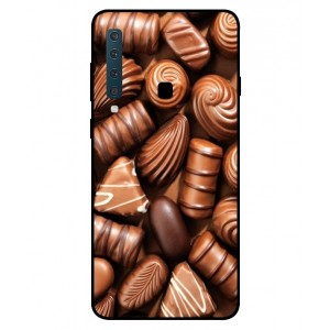 Coque De Protection Chocolat Pour Samsung Galaxy A9 2018