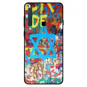 Coque De Protection Graffiti Tel-Aviv Pour Samsung Galaxy A9 2018