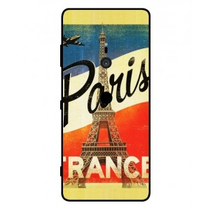 Coque De Protection Paris Vintage Pour Sony Xperia XZ3
