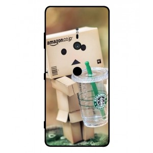 Coque De Protection Amazon Starbucks Pour Sony Xperia XZ3
