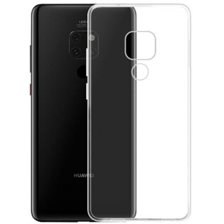 Coque De Protection Rigide Transparent Pour Huawei Mate 20 X