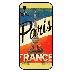 Coque De Protection Paris Vintage Pour iPhone XR