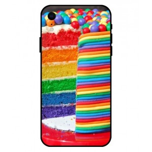 Coque De Protection Gâteau Multicolore Pour iPhone XR