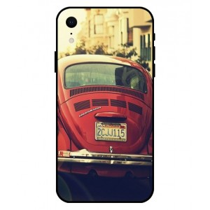 Coque De Protection Voiture Beetle Vintage iPhone XR