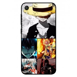 Coque De Protection One Piece Luffy Pour Asus ZenFone Lite L1 ZA551KL