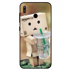 Coque De Protection Amazon Starbucks Pour Asus Zenfone Max M1 ZB556KL