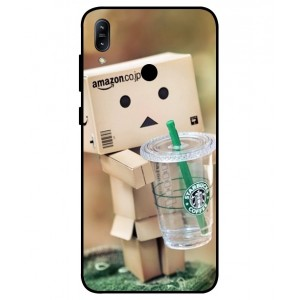Coque De Protection Amazon Starbucks Pour Asus Zenfone Max M2 ZB633KL
