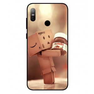 Coque De Protection Amazon Nutella Pour HTC U12 Life