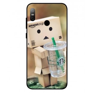Coque De Protection Amazon Starbucks Pour HTC U12 Life